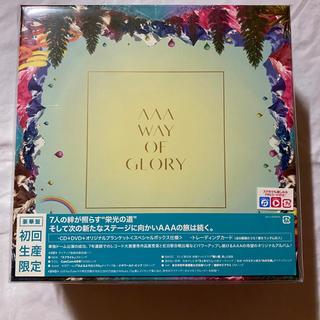 トリプルエー(AAA)のAAA WAY OF GLORY(ポップス/ロック(邦楽))