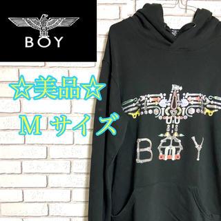 ボーイロンドン(Boy London)の(美品) BOY LONDNN ボーイロンドン パーカー(パーカー)