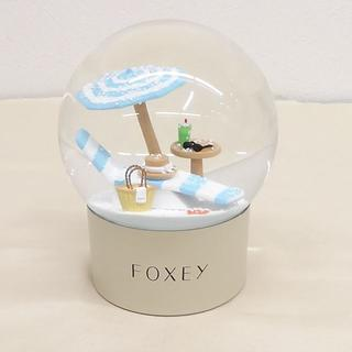 フォクシー(FOXEY)のm.u様専用!フォクシー サマードーム 新品です(ノベルティグッズ)
