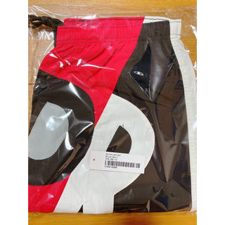 シュプリーム(Supreme)のsupreme [big letter water short] small (水着)