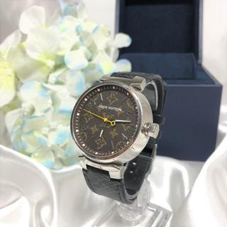 ルイヴィトン(LOUIS VUITTON)のルイヴィトン 腕時計 タンブール エクリプス QA072(腕時計(アナログ))