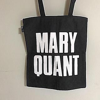 マリークワント(MARY QUANT)のMARY QUANT マリークワント V&A エコバッグ  ロンドン限定品タグ付(エコバッグ)