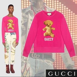 グッチ(Gucci)のgucci クマ トレーナー(トレーナー/スウェット)
