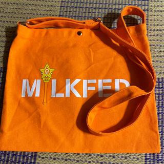 ミルクフェド(MILKFED.)のMILKFED.ショルダーバッグ(ショルダーバッグ)