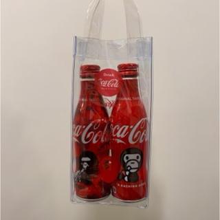アベイシングエイプ(A BATHING APE)のBAPE × Coca Cola ノベルティ 2本セット コカコーラ(ノベルティグッズ)