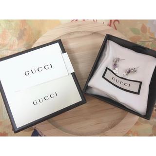 グッチ(Gucci)の新品 GUCCI ピアス(ピアス)