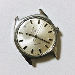 オメガ(OMEGA)のOMEGA GENEVE オメガ ジュネーブ Cal.552 自動巻不動ジャンク(腕時計(アナログ))