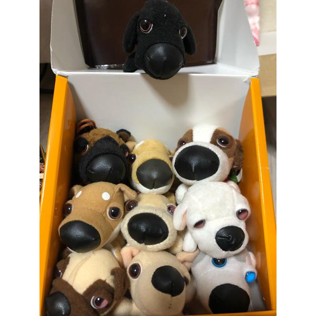マクドナルド(マクドナルド)のTHE DOG マクドナルド マック ぬいぐるみ 10匹セット エンタメ/ホビーのおもちゃ/ぬいぐるみ(ぬいぐるみ)の商品写真