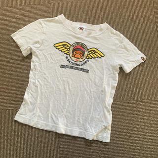 アベイシングエイプ(A BATHING APE)のベビーマイロ  Tシャツ 120(Tシャツ/カットソー)