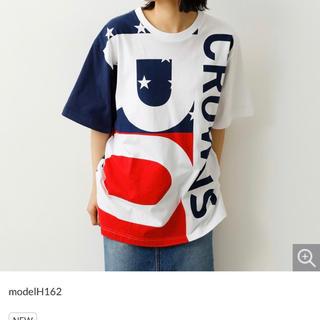 ロデオクラウンズワイドボウル(RODEO CROWNS WIDE BOWL)のロデオクラウンズ   ビックビックロゴTシャツ(Tシャツ(半袖/袖なし))