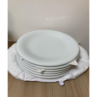 アレッシィ(ALESSI)の【最終値下げ❣️】未使用 アレッシィ ディナー皿 6枚セット(食器)