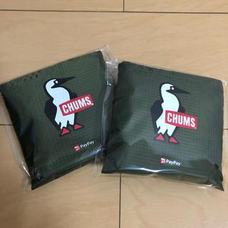 チャムス(CHUMS)のチャムスエコバッグ(日用品/生活雑貨)