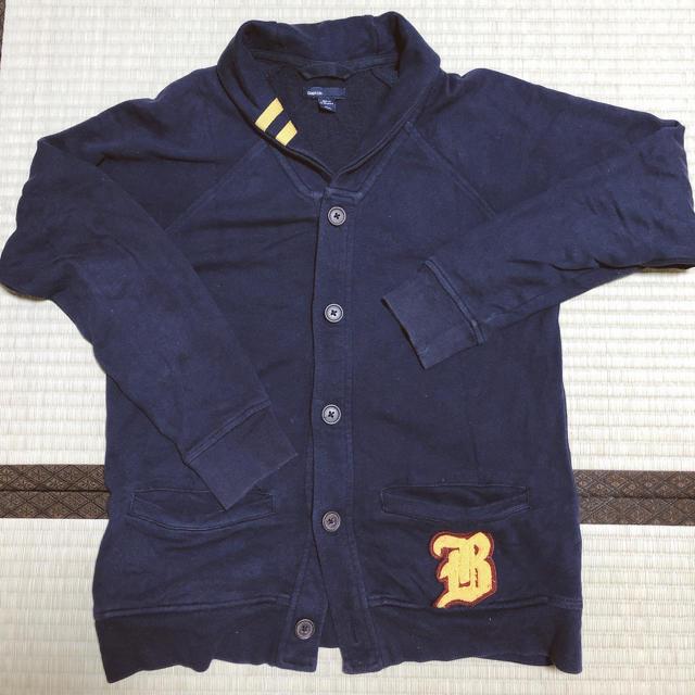 GAP Kids(ギャップキッズ)のGAP男児トレーナー160センチ(値下げしました^_^) キッズ/ベビー/マタニティのキッズ服男の子用(90cm~)(ジャケット/上着)の商品写真