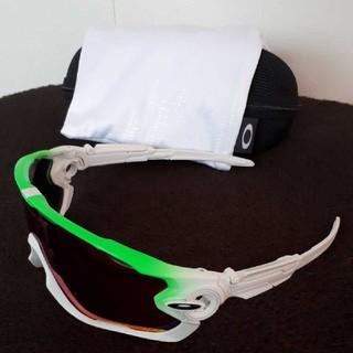 オークリー(Oakley)のオリンピックモデル オークリー Jawbreaker(ウェア)
