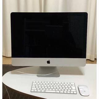 アップル(Apple)のAPPLE iMac IMAC MK142J/A(デスクトップ型PC)
