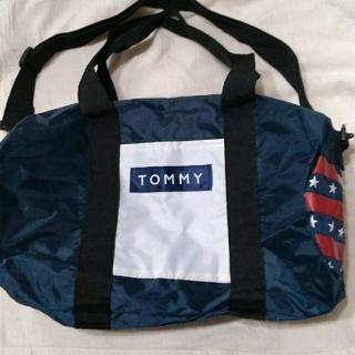 TOMMY ショルダーストラップ付きドラムバッグ smart付録(ドラムバッグ)