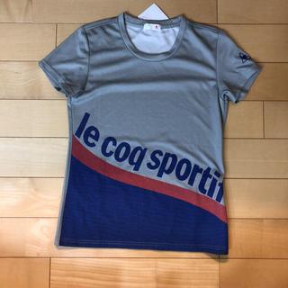 ルコックスポルティフ(le coq sportif)の【超お得!】最終価格!ルコックスポルティフレディース用シャツ(Tシャツ(半袖/袖なし))