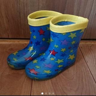 【値下げ】長靴 レインブーツ キッズ 14.0cm(長靴/レインシューズ)