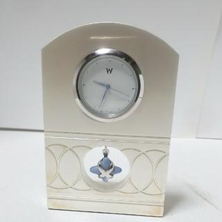 ウェッジウッド(WEDGWOOD)の送料無料!WEDGWOOD/ウェッジウッド/置時計(置時計)