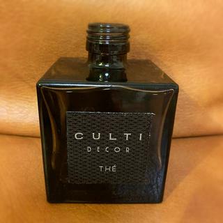 アクタス(ACTUS)のCULTI クルティ THE テ 空き瓶 ビンのみ(アロマグッズ)