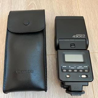 キヤノン(Canon)のSpeedlite 430 EZ スピードライト キャノン フィルムカメラ(ストロボ/照明)