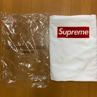 シュプリーム(Supreme)のSUPREME  シュプリーム ビーチタオル バスタオル BOX LOGO(タオル/バス用品)