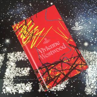 ヴィヴィアンウエストウッド(Vivienne Westwood)の新品 レア Vivienne Westwood ノートブッグ(ノート/メモ帳/ふせん)