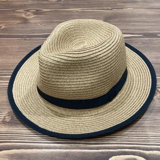 ドアーズ(DOORS / URBAN RESEARCH)の洗える畳めるツバ広中折れ 54(帽子)