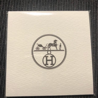 エルメス(Hermes)の【新品未使用】HERMES 付箋(ノート/メモ帳/ふせん)