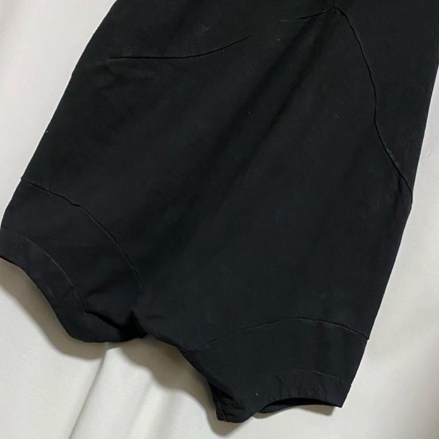 JULIUS(ユリウス)のJULIUS ユリウス ジオメトリックコーティングスウェットパンツ 1 S 変形 メンズのパンツ(サルエルパンツ)の商品写真