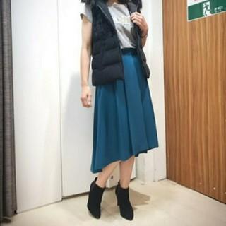 ビッキー(VICKY)のフィッシュテールスカート(ひざ丈スカート)
