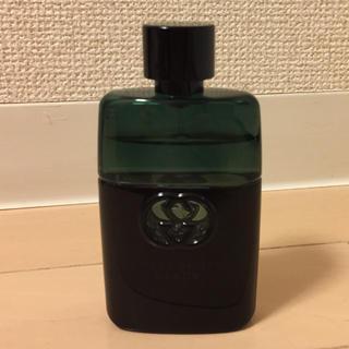 グッチ(Gucci)のGUCCI GUILTY BLACK 50ml(香水(男性用))