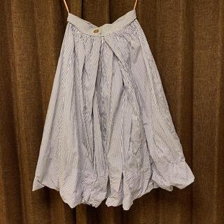 ヴィヴィアンウエストウッド(Vivienne Westwood)のヴィヴィアンウエストウッド ワッフルスカート(ひざ丈スカート)