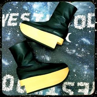 ヴィヴィアンウエストウッド(Vivienne Westwood)の廃盤・Rockinghorse boots・UK8(ブーツ)