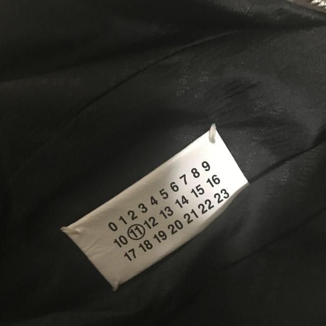 Maison Martin Margiela(マルタンマルジェラ)のマルジェラ サコッシュ 19aw メンズのバッグ(ショルダーバッグ)の商品写真