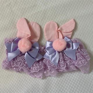 アンジェリックプリティー(Angelic Pretty)のFantastic Bunny お袖とめ (ブレスレット/バングル)