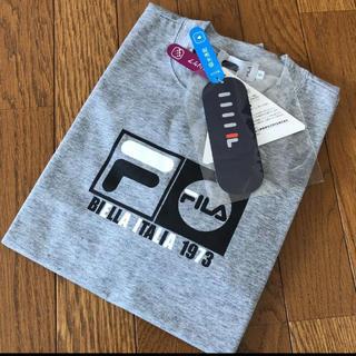 フィラ(FILA)の値下げ 新品未使用 フィラ FILA  Tシャツ CXサラクール 吸水速乾(ウェア)