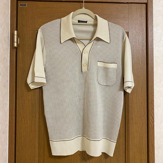 vintage polo shirt       magliano(ポロシャツ)