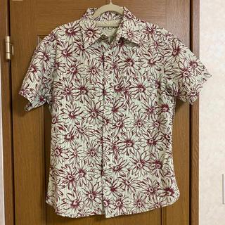 vintage sunflower shirt(シャツ)