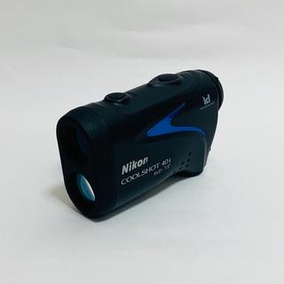 ニコン(Nikon)の☆美品☆ NIKON 携帯型レーザー距離計 COOLSHOT 40i(その他)