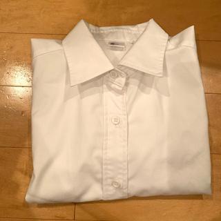 スーツカンパニー(THE SUIT COMPANY)の白ワイシャツ 長袖 就活(シャツ/ブラウス(長袖/七分))