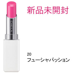 Kanebo - 新品 CHICCA メスメリック リップスティック フューシャパッション 口紅