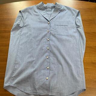 ラグナムーン(LagunaMoon)のラグナムーン パールボタンシャツ(Tシャツ(半袖/袖なし))