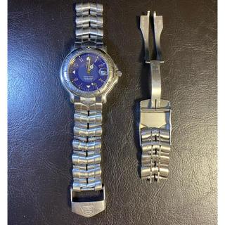 タグホイヤー(TAG Heuer)の【ジャンク品】タグホイヤー/Chronometer 自動 6000シリーズ (腕時計(アナログ))