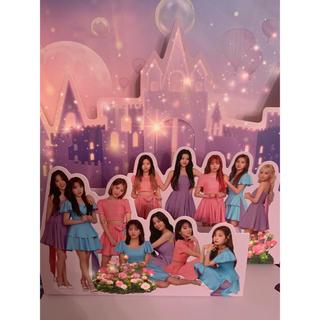 エーケービーフォーティーエイト(AKB48)のIZ*ONE ONEIRIC DIARY 3D CD IZONEアイズワン生写真(K-POP/アジア)