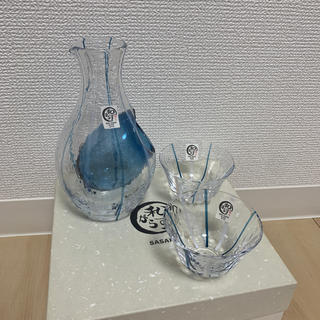 東洋佐々木ガラス - 新品未使用 東洋佐々木ガラス 冷酒器 冷酒グラス