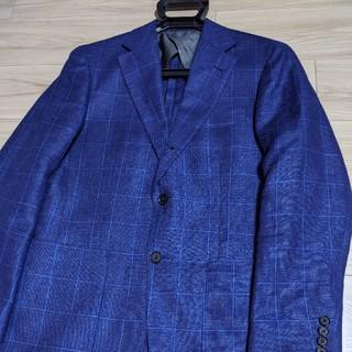 オリヒカ(ORIHICA)のREDA ジャケット ブルーMサイズ オリヒカ ORIHICA(テーラードジャケット)