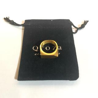 マルタンマルジェラ(Maison Martin Margiela)のアローリング ゴールド(リング(指輪))
