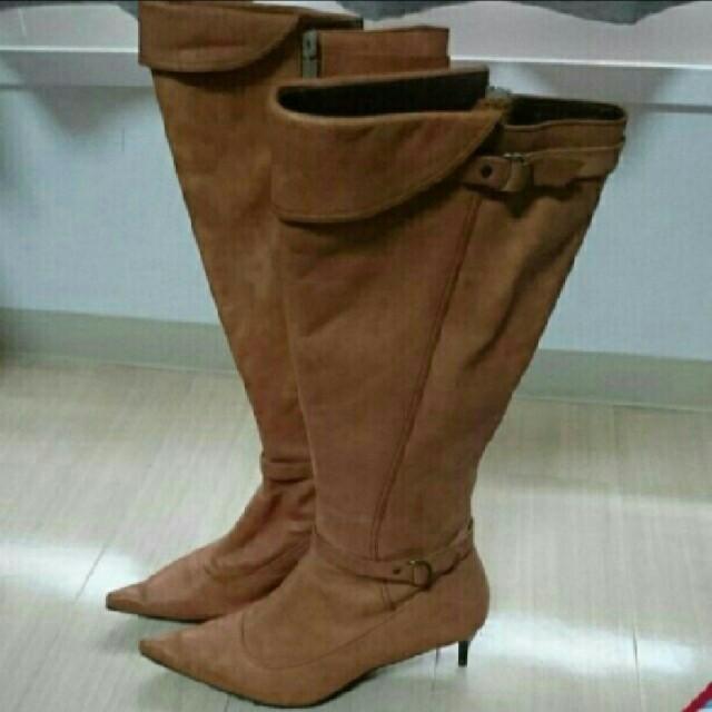 AU BANNISTER(オゥバニスター)のAu BANNISTER  ロングブーツ レディースの靴/シューズ(ブーツ)の商品写真