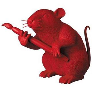 メディコムトイ(MEDICOM TOY)のLOVE RAT(RED Ver.) MCT TOKYO(その他)